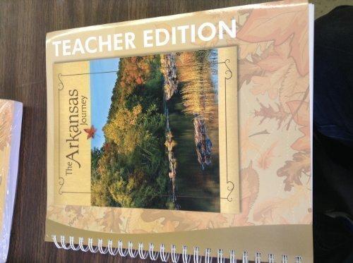 9781586858032: The Arkansas Journey Teacher Edition