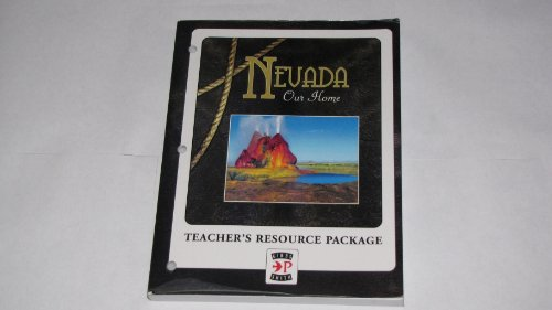 9781586858223: Nevada, Our Home Teacher's Resource Package
