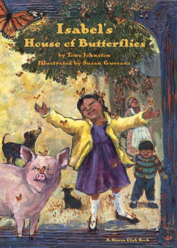 9781586858445: Isabel's House of Butterflies