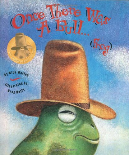9781586858629: Once There Was a Bull-Frog: 10th Anniversary Edition