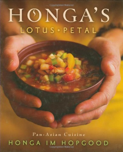 Hongas lotus petal pan asian cuisine 9781586858933 for Asian cuisine books