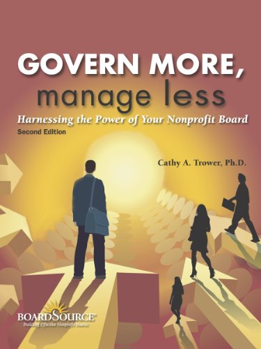 9781586861193: Govern More, Manage Less: Harnessing the Power of Your Nonprofit Board, 2nd Edition