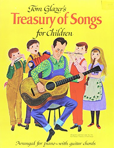 9781586900038: Tom Glazer's Treasury of Songs for Children