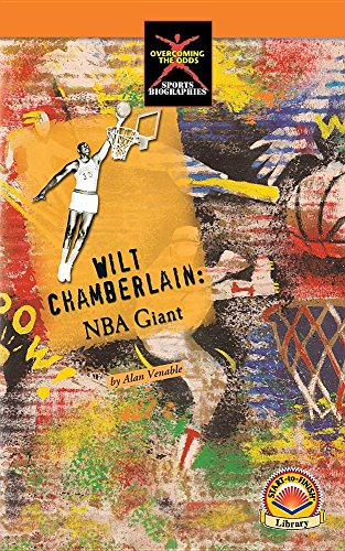 9781587023682: Wilt Chamberlain: NBA giant (Start-to-finish books)