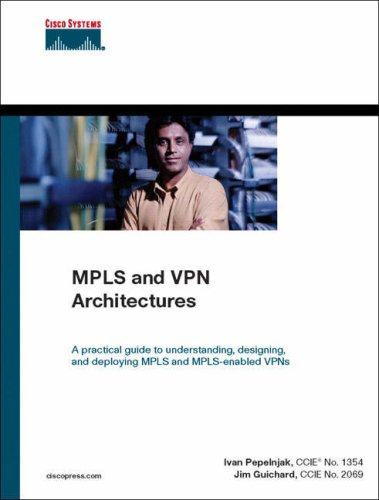 9781587050022: MPLS and VPN Architectures