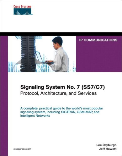 9781587050404: Signaling System No.7: (C7/SS7) (Cisco Press Networking Technology)