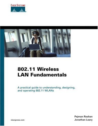 9781587050770: 802.11 Wireless LAN Fundamentals