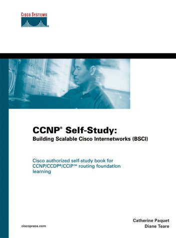 9781587050848: CCNP Self-Study: Building Scalable Cisco Internetworks (BSCI)