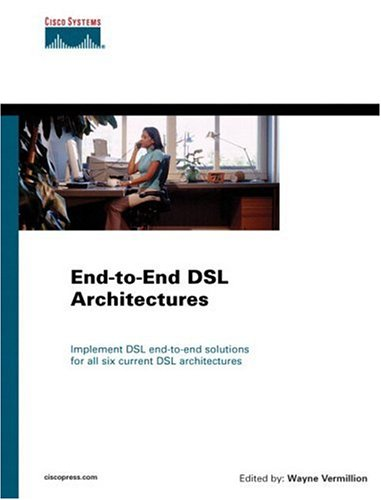 9781587050879: End-to-End DSL Architectures