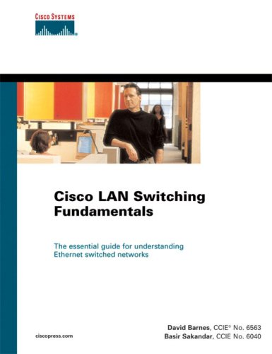 9781587050893: Cisco LAN Switching Fundamentals