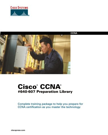 Cisco CCNA #640 607 Preparation Library (With CD-ROM): Cisco Systems Inc., Odom, Wendell, McQuerry,...
