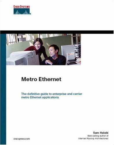9781587050961: Metro Ethernet (Networking Technology)