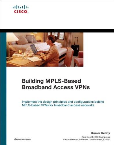 9781587051364: Building MPLS-Based Broadband Access VPNs