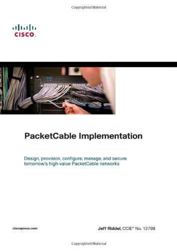 9781587051814: PacketCable Implementation