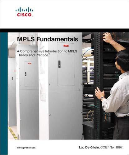 9781587051975: MPLS Fundamentals