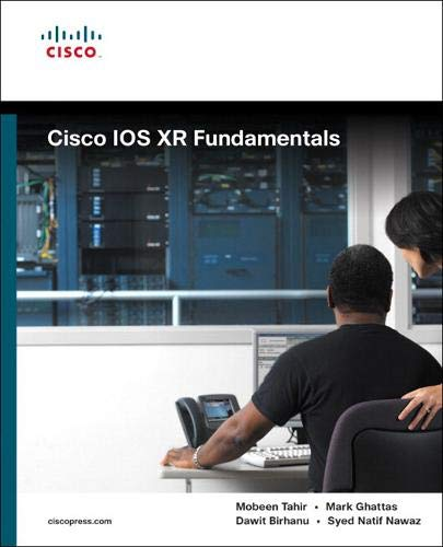 9781587052712: Cisco IOS XR Fundamentals