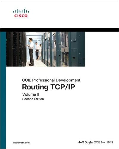 Routing TCP/IP, Volume II: CCIE Professional Development (2nd Edition) (1587054701) by Jeff Doyle