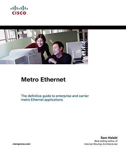 9781587055379: Metro Ethernet (paperback)