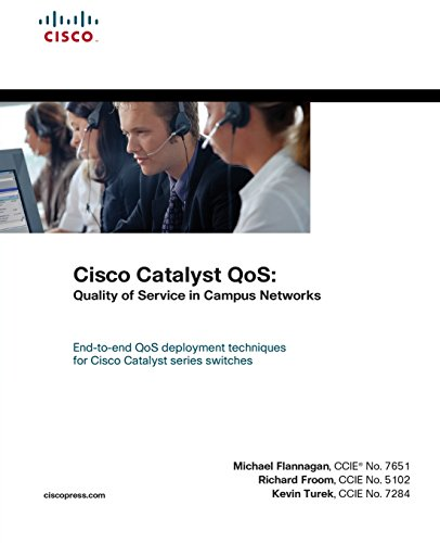 9781587055386: Cisco Catalyst QoS: Quality of Service in Campus Networks