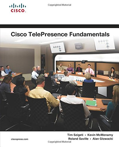 9781587055935: Cisco TelePresence Fundamentals