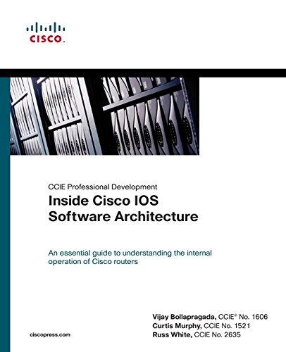 9781587058165: Inside Cisco IOS Software Architecture (CCIE Professional Development Series)