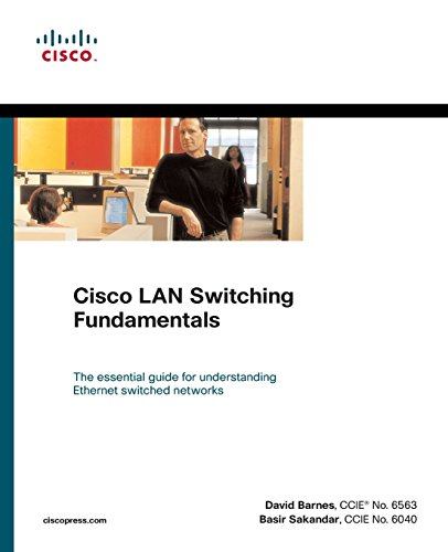 9781587058493: Cisco LAN Switching Fundamentals (paperback)