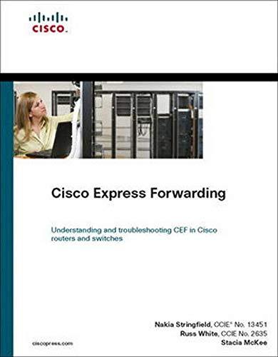 9781587058523: Cisco Express Forwarding (paperback)
