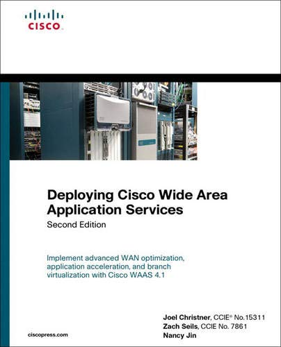 9781587059124: Deploying Cisco Wide Area Application Services (Cisco Press Networking Technology)