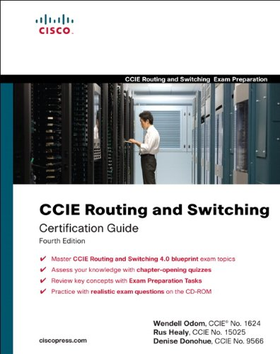9781587059803: CCIE Routing and Switching Certification Guide (4th Edition)