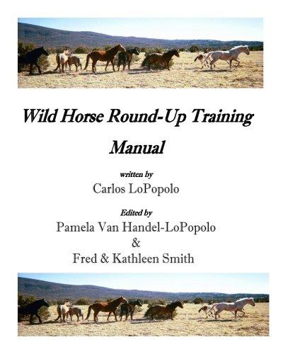 9781587070105: Wild Horse Roundup Training Manual