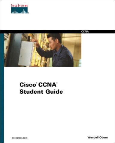 9781587130410: Cisco CCNA Student Guide