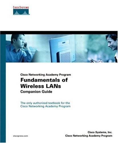 9781587131196: Fundamentals of Wireless LANs Companion Guide (Cisco Networking Academy)