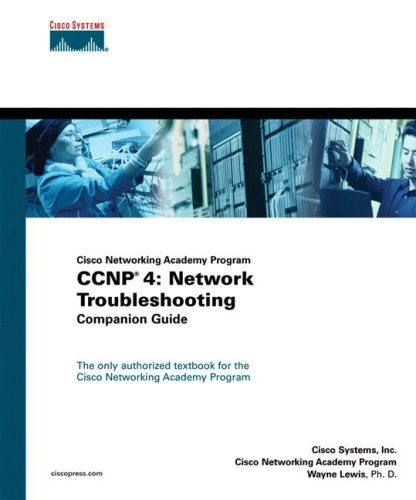 9781587131417: CCNP 4: Network Troubleshooting Companion Guide (Cisco Networking Academy Program)