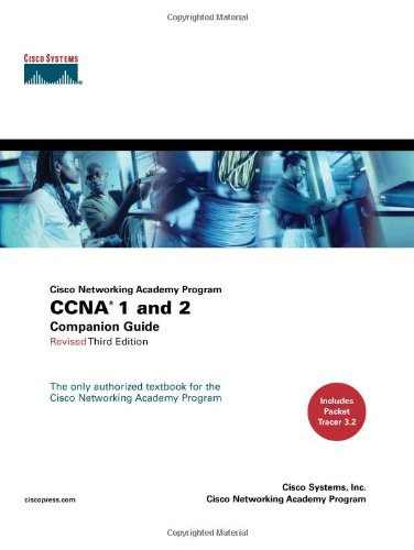 CCNA 1 and 2 Companion Guide, Revised: Cisco Systems Inc.