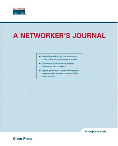 9781587131585: A Networker's Journal