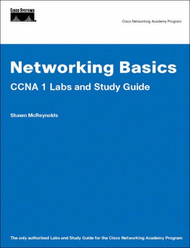 Networking Basics CCNA 1 Labs and Study: Shawn McReynolds