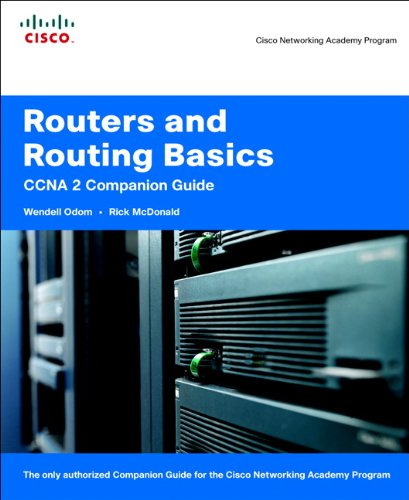 9781587131660: Routers and Routing Basics CCNA 2 Companion Guide (Cisco Networking Academy)