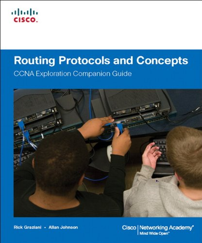 9781587132063: Routing Protocols and Concepts, CCNA Exploration Companion Guide