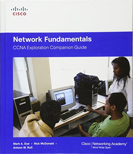 9781587132087: Network fundamentals. Ccna exploration companion guide. Per gli Ist. tecnici e professionali. Con CD-ROM (Cisco Networking Academy Program)