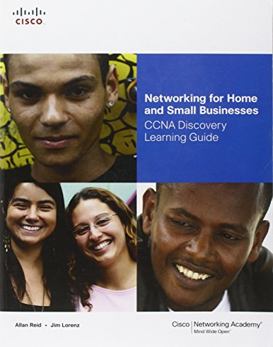9781587132094: Networking for home and small businesses, CCNA discovery learning guide. Per gli Ist. Tecnici industriali