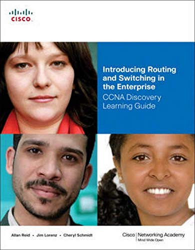 Introducing Routing and Switching in the Enterprise,: Allan Reid, Jim