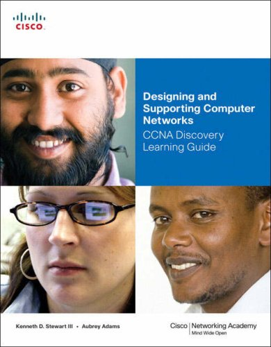 9781587132124: Designing and Supporting Computer Networks, CCNA Discovery Learning Guide