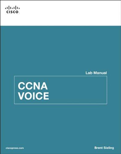 9781587132995: CCNA Voice Lab Manual