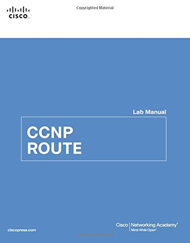 9781587133039: CCNP ROUTE Lab Manual (Lab Companion)