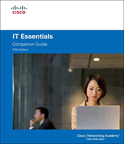9781587133084: IT Essentials (5th Edition) (Companion Guide)