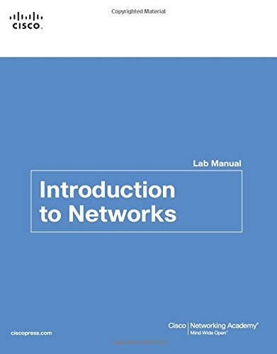 9781587133121: Introduction to Networks v5.0 Lab Manual (Lab Companion)