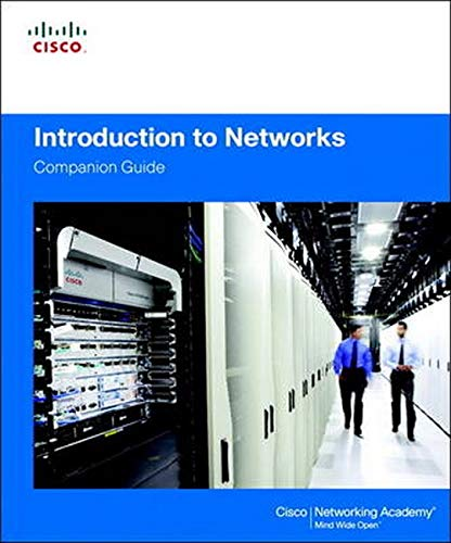 Introduction to Networks Companion Guide: Academy, Cisco Networking