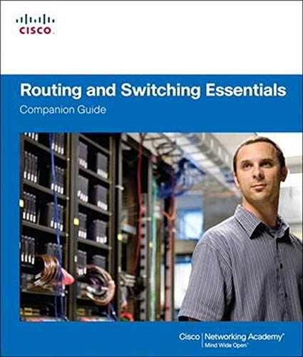 9781587133183: Routing and Switching Essentials Companion Guide