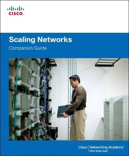 9781587133282: Scaling Networks Companion Guide (Cisco Networking Academy)