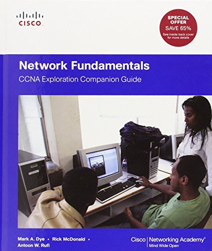 9781587133480: Network Fundamentals:CCNA Exploration Companion Guide (Cisco Networking Academy)